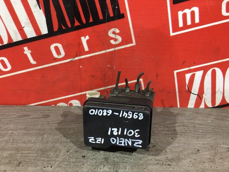 Блок abs (модулятор abs) Toyota Wish ZNE10 1ZZ-FE 2003 89541-68010 4451 - 68010