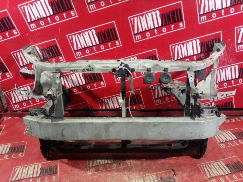 Рамка радиатора Toyota Ipsum ACM21 2AZ-FE 2001 передняя белый