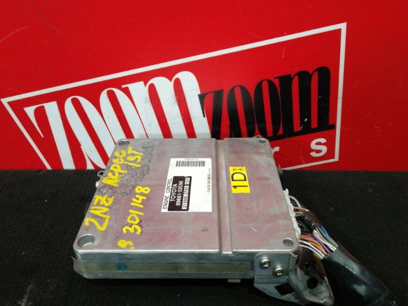 Компьютер (блок управления) Toyota Ist NCP60 2NZ-FE 2002 89661-52C90