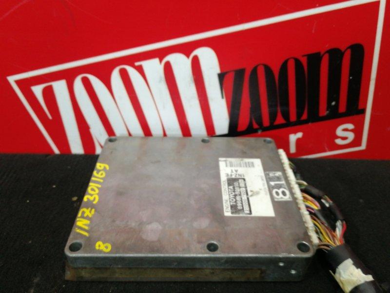 Компьютер (блок управления) Toyota Funcargo NCP21 1NZ-FE 1999 89661-52810