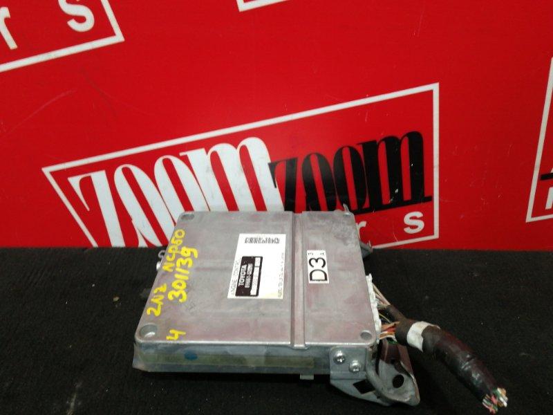 Компьютер (блок управления) Toyota Probox NCP50 2NZ-FE 2002 89661-52391