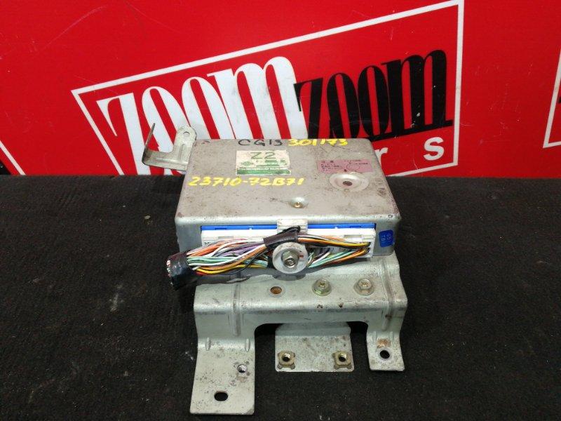 Компьютер (блок управления) Nissan Cube AZ10 CG13DE 1998 23710 72B71