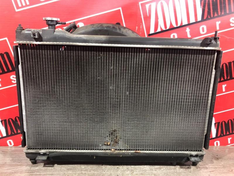 Радиатор двигателя Nissan Skyline V35 VQ25DD 2001