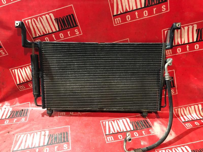 Радиатор кондиционера Mitsubishi Dingo CQ1A 4G15 2001 передний