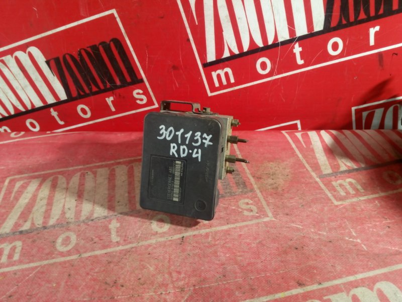 Блок abs (модулятор abs) Honda Cr-V RD4 K20A 2001