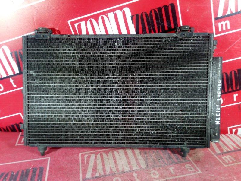 Радиатор кондиционера Toyota Corolla Runx NZE121 1NZ-FE 2001