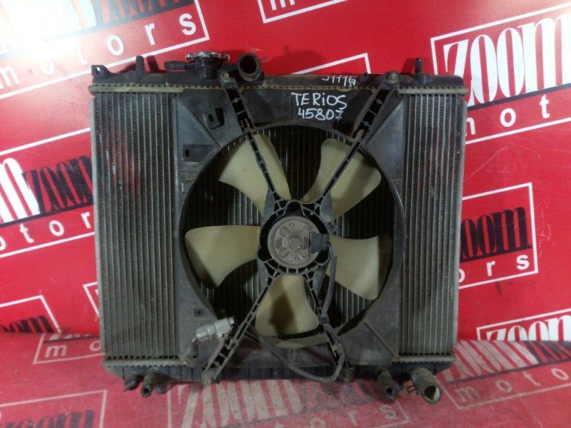 Радиатор двигателя Daihatsu Terios Kid J111G 1998