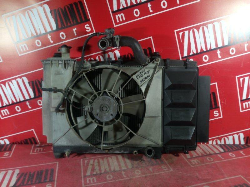 Радиатор двигателя Toyota Succeed NLP51 1ND-TV 2002