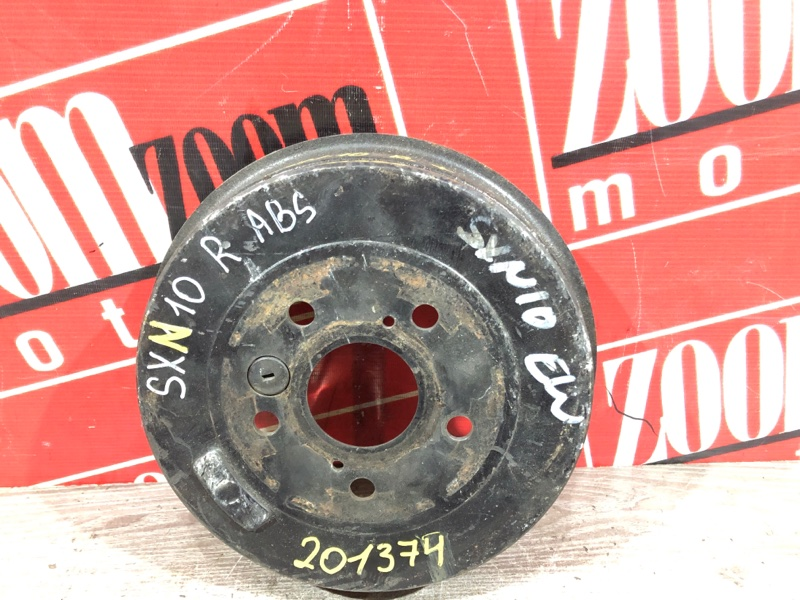 Барабан тормозной Toyota Nadia SXN10 3S-FE задний