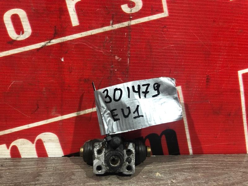 Рабочий тормозной цилиндр Honda Civic EU1 D15B 2000 задний правый