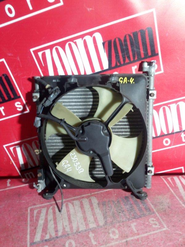 Радиатор кондиционера Honda Capa GA4 D15B 2000