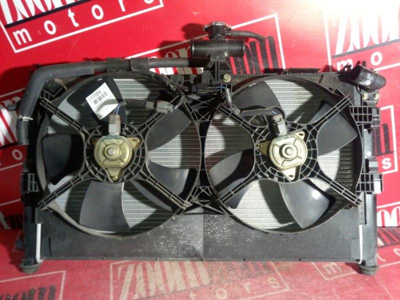 Радиатор двигателя Mitsubishi Outlander Xl CW5W 4B12 2005