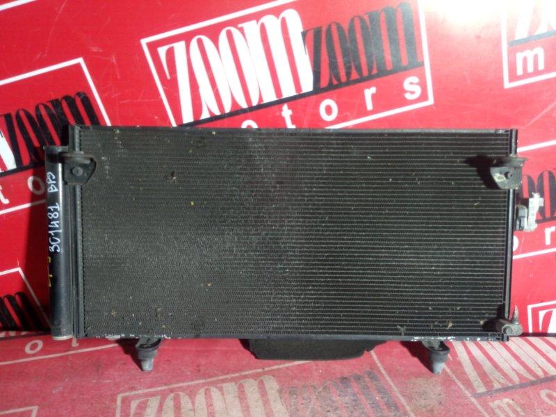 Радиатор кондиционера Subaru Legacy BP9 EJ25 2003