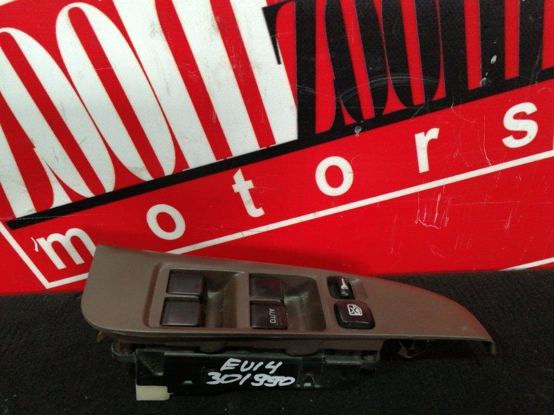 Блок управления стеклоподъемниками Nissan Bluebird EU14 SR18DE 1996