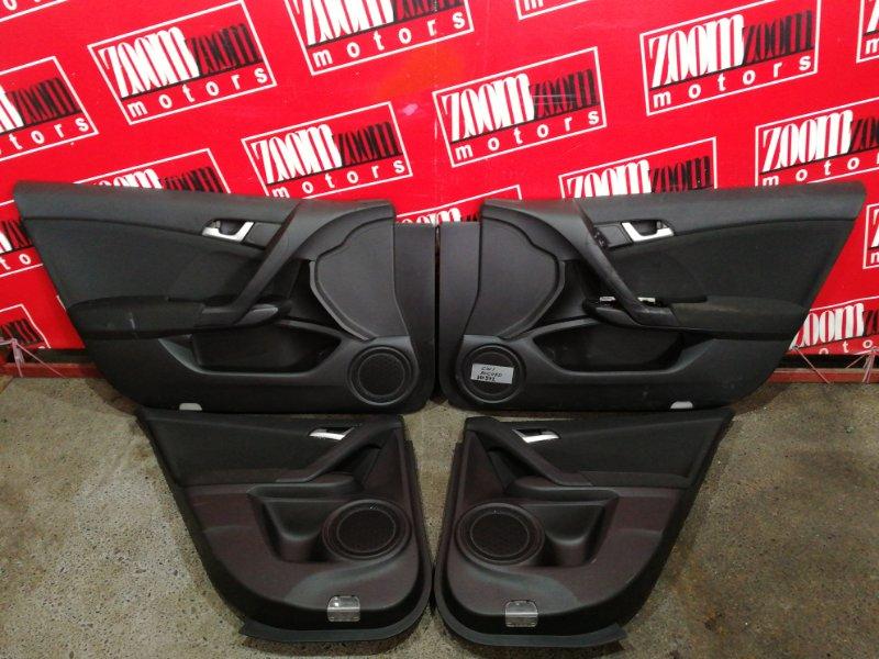 Обшивка двери Honda Accord CW1 R20A 2011 черный