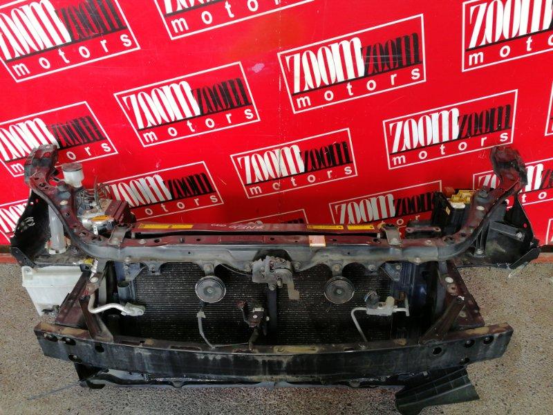 Рамка радиатора Toyota Wish ZNE10G 1ZZ-FE 2003 черный
