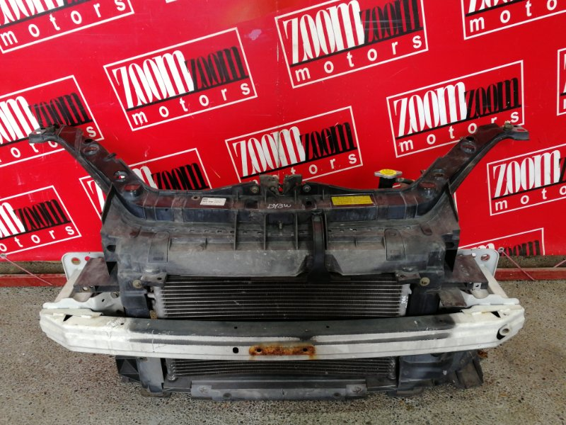 Рамка радиатора Mazda Demio DY3W ZJ-VE 2002