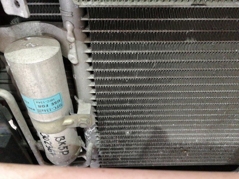 Радиатор кондиционера Mazda Axela BK5P ZY-VE 2003