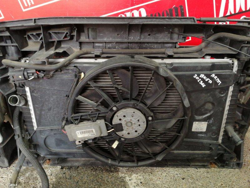 Радиатор двигателя Mazda Axela BK5P ZY-VE 2003