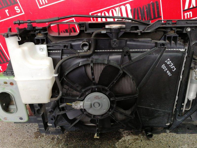 Радиатор двигателя Mazda Demio DE3FS ZJ-VE 2007