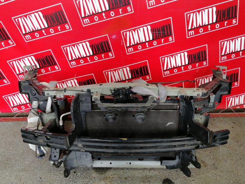 Рамка радиатора Nissan Juke YF15 HR15DE 2010 черный
