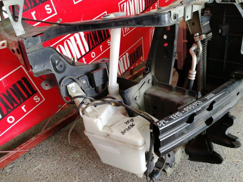 Бачок омывателя Nissan Juke YF15 HR15DE 2010