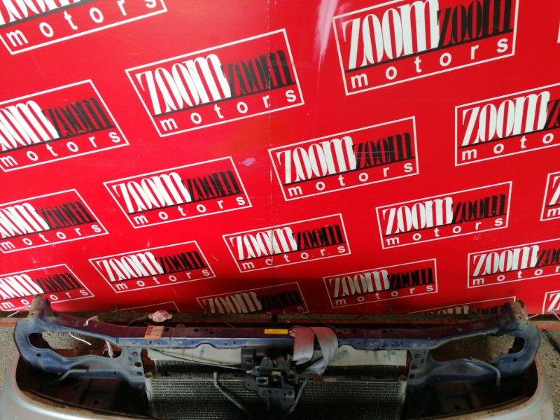 Рамка радиатора Nissan Wingroad WFY10 GA15DE 1996 синий