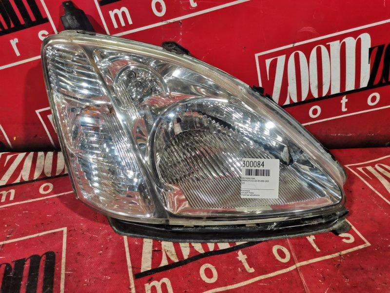 Фара Honda Civic EU1 D15B 2000 передняя правая 1529