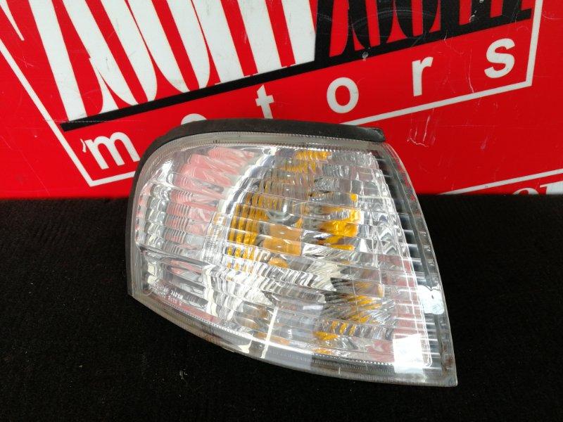 Поворотник (габарит) Nissan Sunny FB15 QG15DE 1998 передний правый