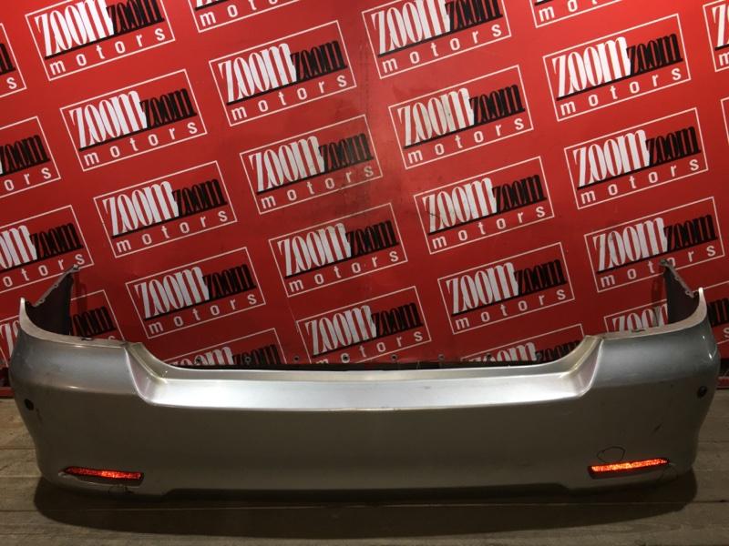 Бампер Toyota Allion NZT240 1NZ-FE 2001 задний серебро