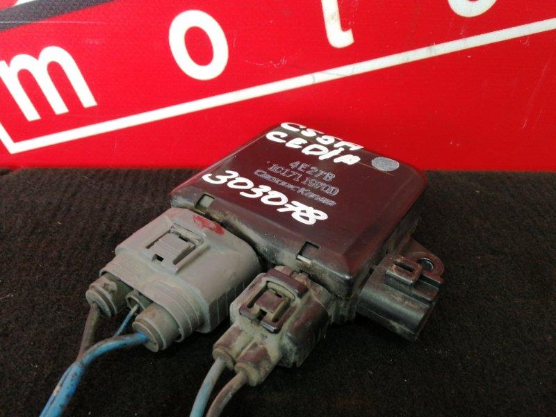 Блок управления вентилятором охлаждения Mitsubishi Lancer Cedia CS5A 4G93 2000