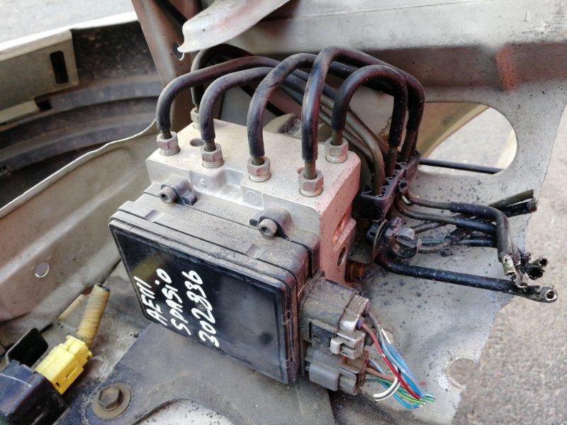 Блок abs (модулятор abs) Toyota Corolla Spacio AE111N 4A-FE 1997