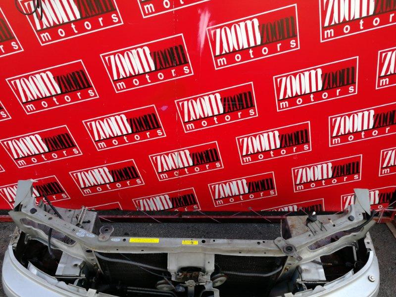 Рамка радиатора Nissan Cefiro WPA32 VQ25DE 1994 серебро