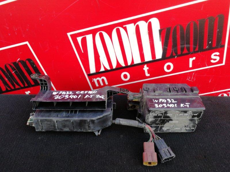 Блок реле и предохранителей Nissan Cefiro WPA32 VQ25DE 1994