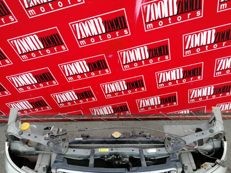 Рамка радиатора Nissan Bluebird Sylphy QG10 QG15DE 2000 серый