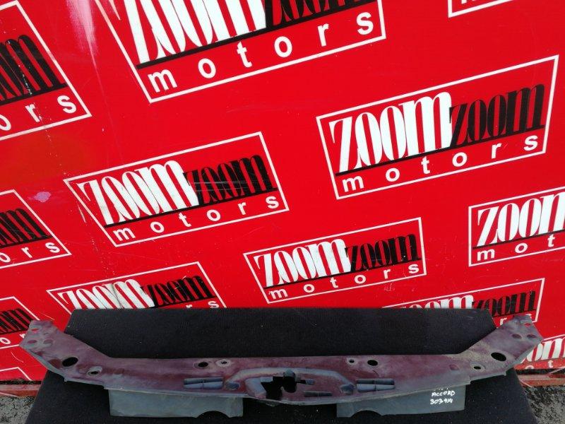 Накладка на решетку радиатора Honda Accord CW1 R20A 2011