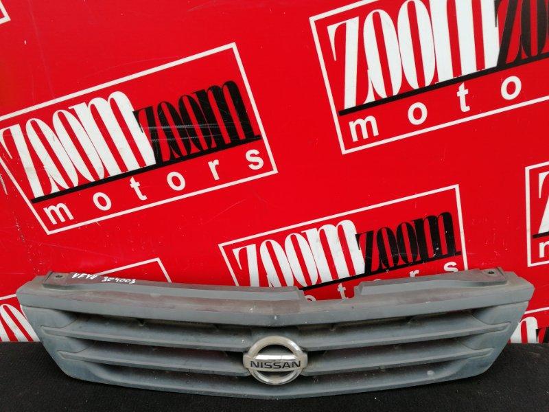 Решетка радиатора Nissan Ad VY11 QG13DE 1999