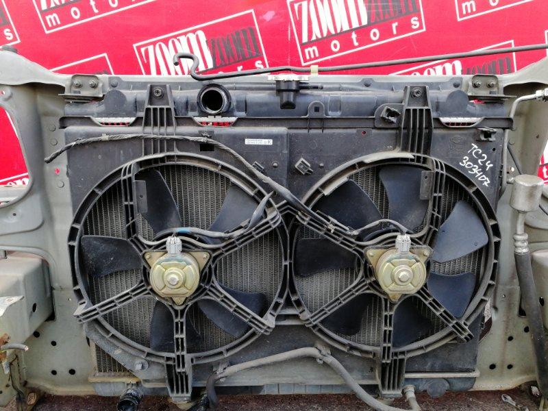 Радиатор двигателя Nissan Serena TC24 QR20DE 1999