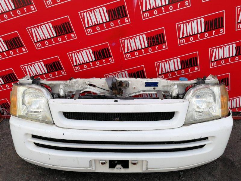 Nose cut Honda Stepwgn RF1 B20B 1996 белый