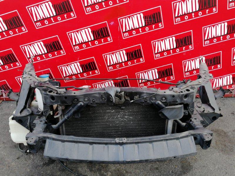 Рамка радиатора Honda Accord CW1 R20A 2011 серый