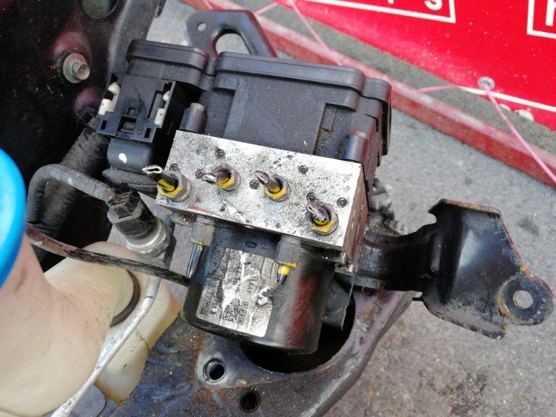 Блок abs (модулятор abs) Honda Accord CW1 R20A 2011