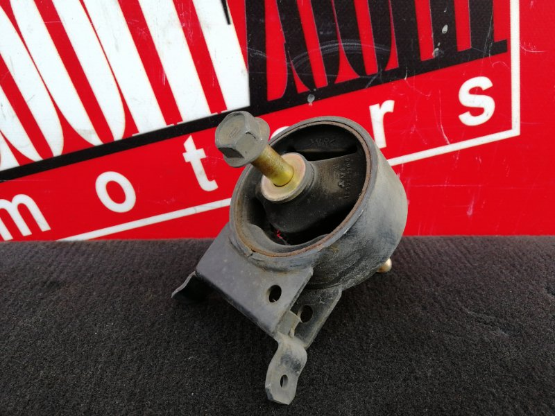Подушка двигателя Toyota Vitz SCP10 1SZ-FE 1999 левая