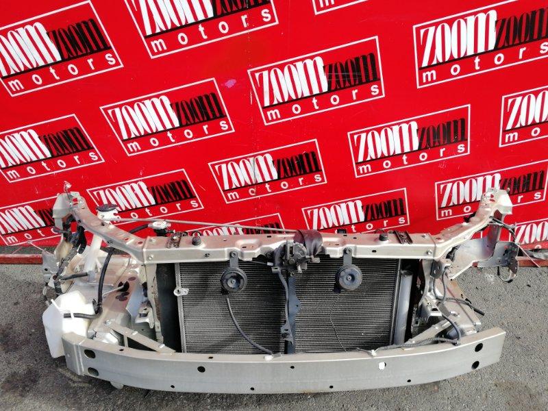 Рамка радиатора Toyota Corolla Axio NZE141 1NZ-FE 2006 золото