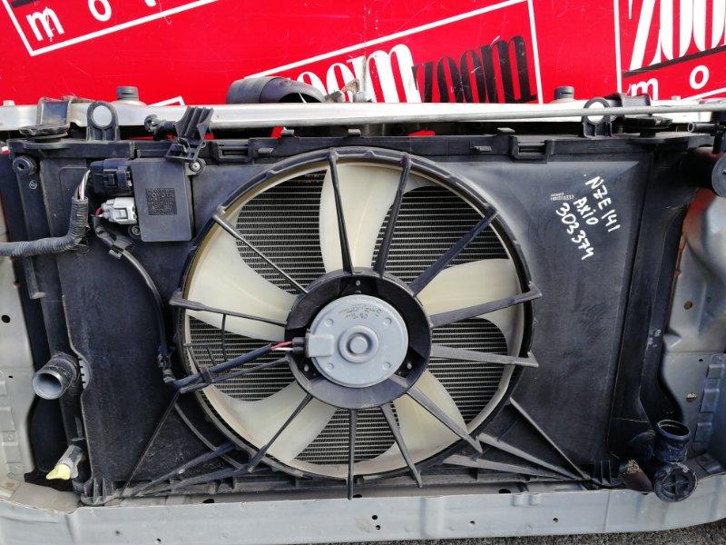 Радиатор двигателя Toyota Corolla Axio NZE141 1NZ-FE 2006