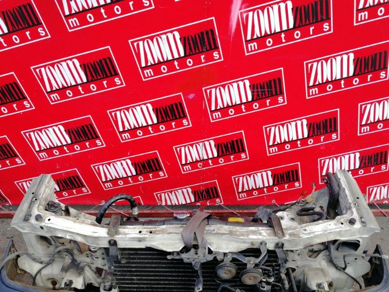 Рамка радиатора Toyota Corona CT176V 2C 1987 белый