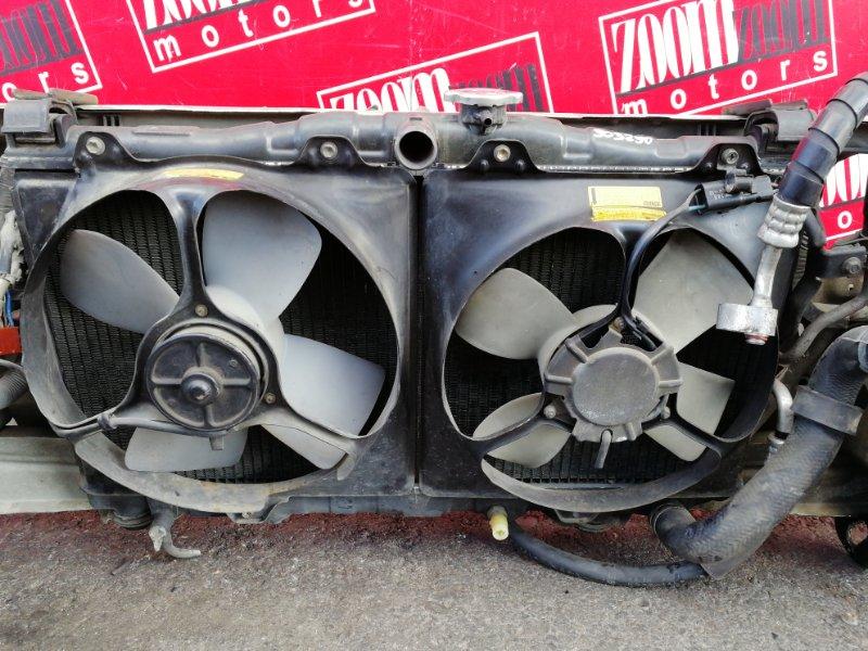 Радиатор двигателя Toyota Corona CT176V 2C 1987