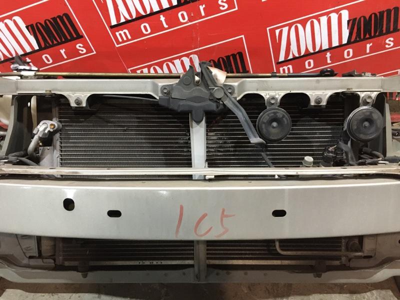 Радиатор кондиционера Toyota Vista ZZV50 1ZZ-FE 1998 передний