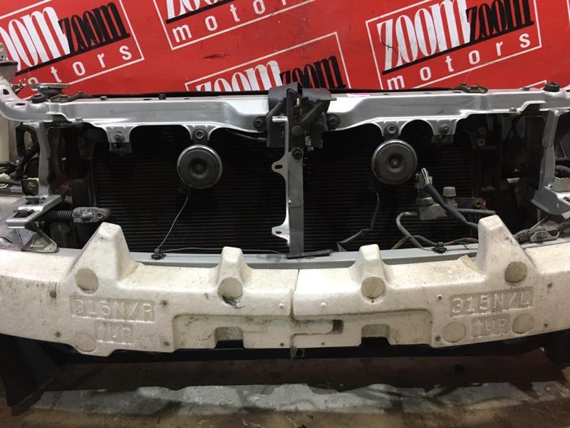 Радиатор кондиционера Toyota Caldina ZZT241 1ZZ-FE 2002 передний