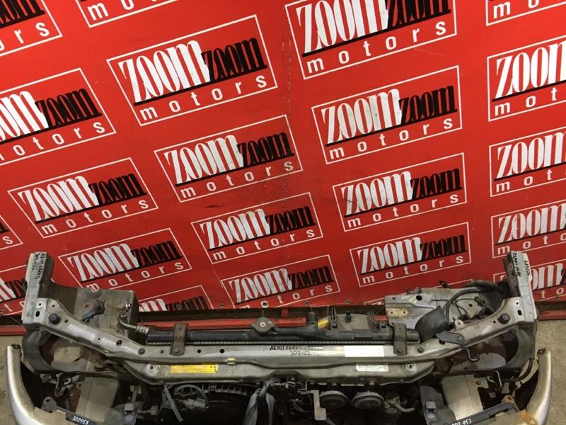 Рамка радиатора Toyota Corolla Ceres AE101 4A-FE 1992 передняя серый