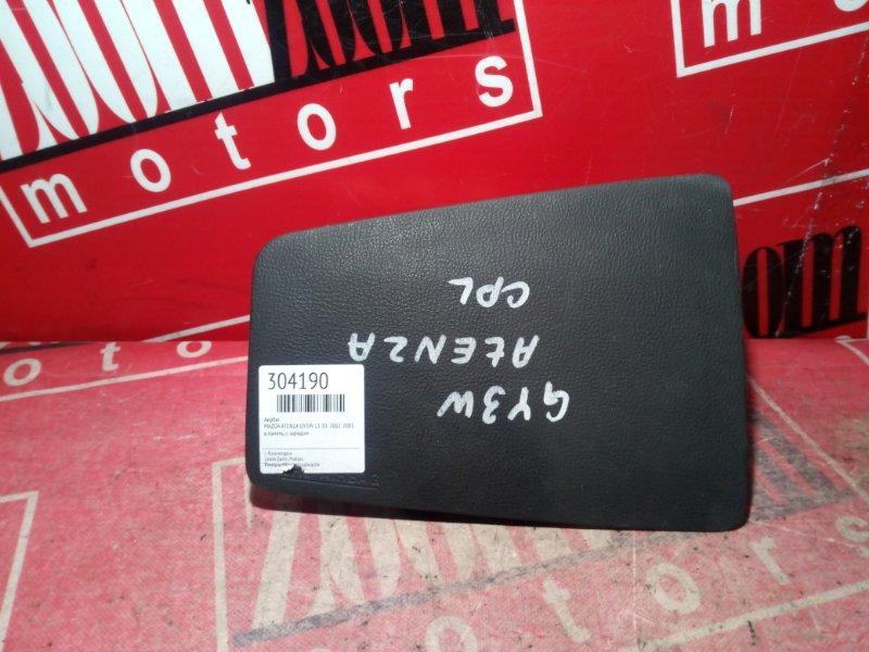 Аирбаг Mazda Atenza GY3W L3-DE 2002